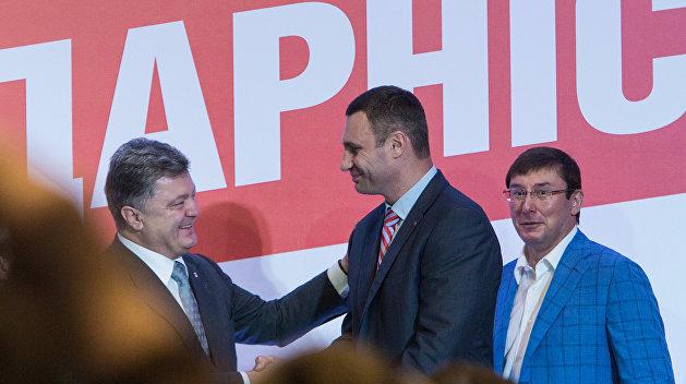 Онищенко рассказал, что Порошенко обещал Кличко за отказ участвовать в выборах