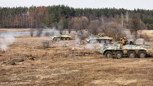 Во время боевой подготовки под Харьковом погибли двое бойцов ВСУ
