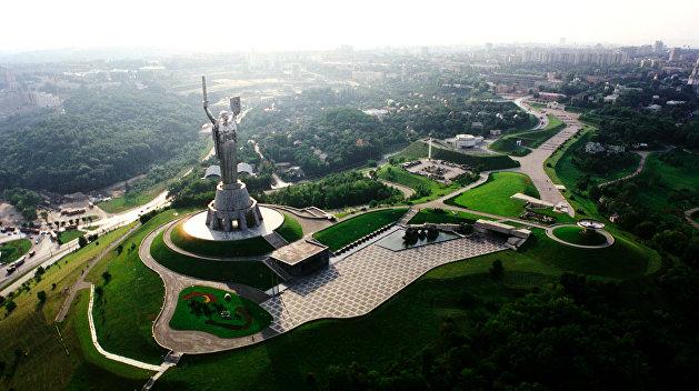 Пожар войны: В Киеве пострадал музей Великой Отечественной