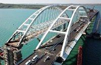 Чубаров хочет Крымский мост в качестве контрибуции