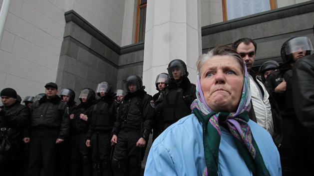 Гольдарб: Власть наплевательски относится к «чернобыльцам»