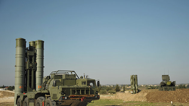 Крым вооружился новейшими ракетными комплексами С-400 «Триумф»