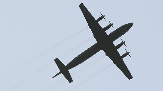 Самолет ВВС Индии экстренно сел под Москвой