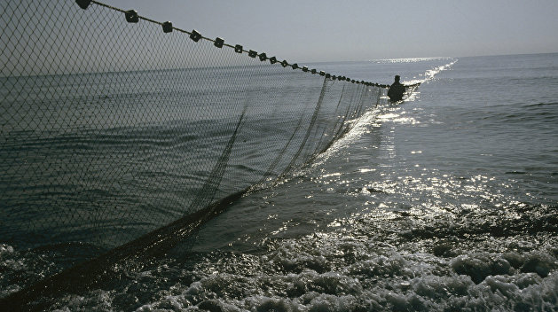 Погранслужба РФ строго предупредила российских рыбаков