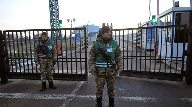 Украинские пограничники впервые отметили свой новый праздник