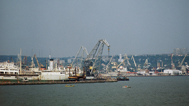 На Украине передумали минировать Азовское море