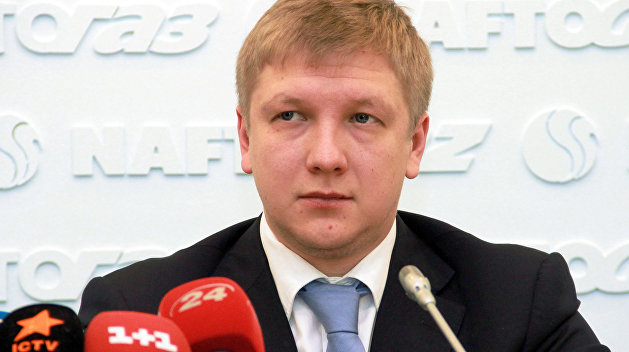 Киев боится остаться без европейского газа