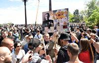 В День Победы 365 тыс. украинцев вышли на улицы