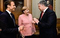 Порошенко надеется на скорую встречу с Путиным