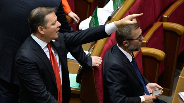 Ляшко уверен, что вместо «барыги» украинцы выберут нового президента