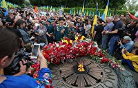 Большинство украинцев отметит День Победы 9 мая - опрос
