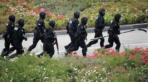 СБУ проведет антитеррористические учения возле Крыма
