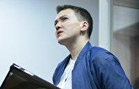 Савченко хочет баллотироваться в Раду