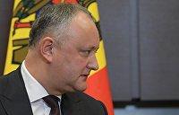 Додон: Офис НАТО в Кишиневе может закрыться в ближайшее время