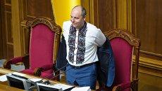 Золотарев рассказал, что будет с Парубием после победы Зеленского