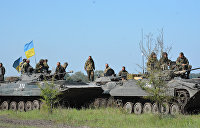 Луганские блогеры: Наступление ВСУ и «Правого сектора» может начаться в любую минуту