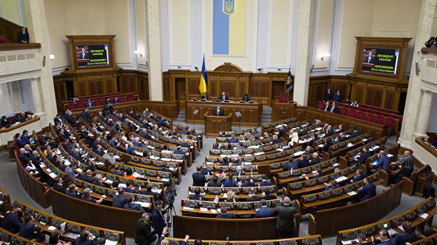 «Оппозиционный блок»: Закрепление курса Украины в НАТО - предвыборная игра