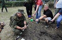 Донецк вновь под обстрелом. Двое мирных жителей ранены — СЦКК