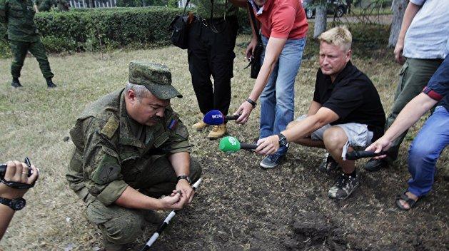 В Донбассе не стихают обстрелы. ВСУ бьют по Донецку и Горловке