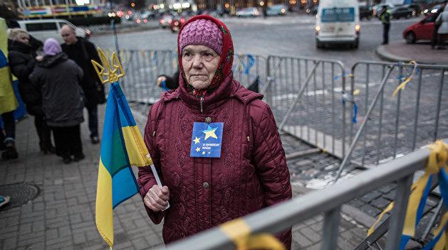 De Telegraaf: Украина не войдет в ЕС никогда