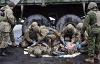 Украинские военные гибнут после разрешения стрелять по ДНР и ЛНР