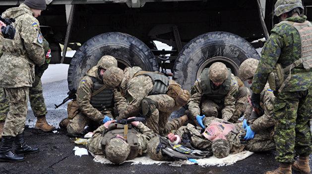 Басурин рассказал о крупных потерях украинских военных за неделю