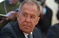 Лавров рассказал о сотнях боевиков «Правого сектора»* и «Нацкорпуса» в Белоруссии
