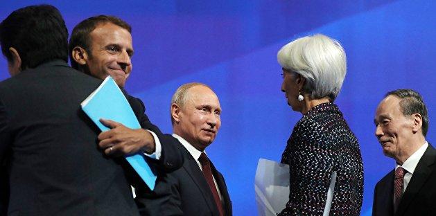 Продолжение Боливарианской революции, Россия - центр притяжения для всего мира, северокорейские игры Трампа
