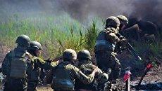 Командующий операцией в Донбассе: Никаких добровольцев на передовой