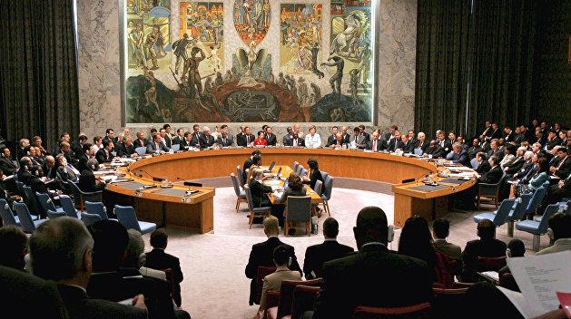 Совбез ООН заблокировал предложения России по урегулированию Азовского кризиса