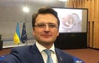 Украина считает, что РФ вмешивается в ситуацию в Белоруссии — Кулеба
