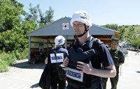 ОБСЕ: Боевые действия в Донбассе можно остановить за час