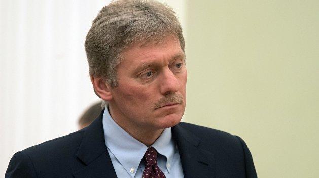 Песков опроверг слова Порошенко о попытке связаться с Путиным после керченского инцидента
