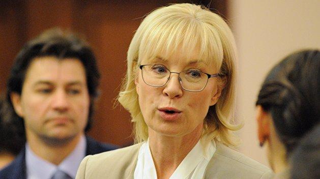 Денисова: Москальковой снова могут запретить въезд на Украину из-за поездки в Керчь