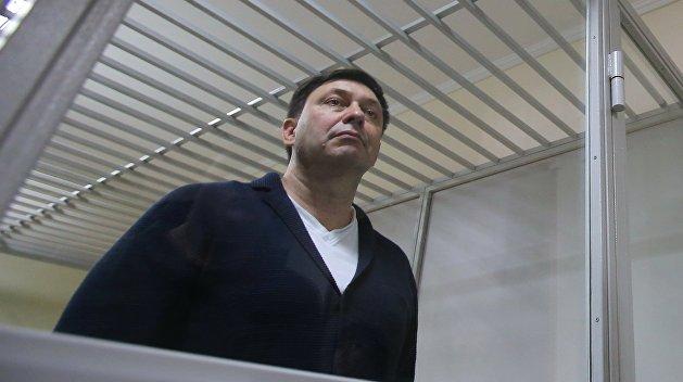 Вышинский — заложник режима Порошенко. С Новым годом, Кирилл!