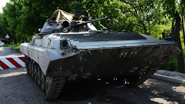 Марчук: В Минске договорились о прекращении огня в Широкино