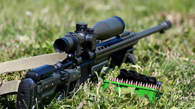 ДНР: Украина направила в Донбасс литовских снайперов