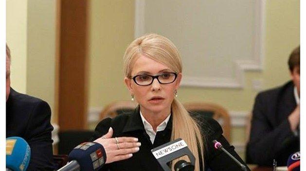 Тимошенко рассказала, как украинские власти провоцируют нападения на активистов