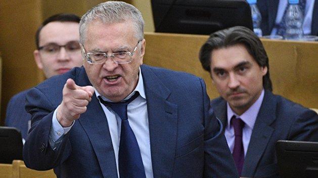 Фактор страха: Жириновский рассказал, зачем Запад делает пугало из России