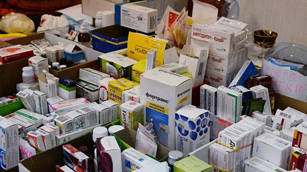 Индийские лекарства попали под запрет на Украине