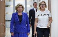 Денисова попросила обеспечить участие Москальковой в заседании по делу Вышинского