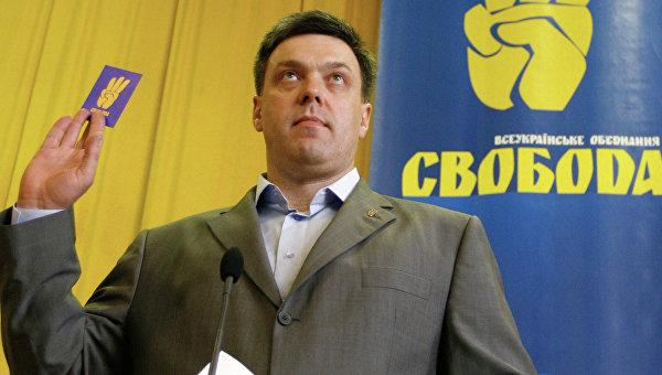 «Полный контакт». Как проповедники гитлеризма пришли в большую политику Украины
