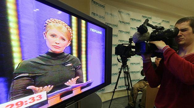 Верховная Рада приняла закон об украинизации телевидения