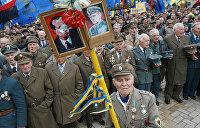 Против Сталина, но не Гитлера. Как на Украине власть сделала предателей героями