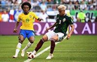 Донецкие бразильцы протащили свою сборную в ¼ финала