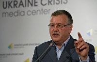 Политолог: Популярность Гриценко растает на выборах