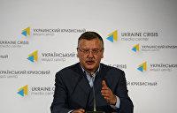 Анатолий Гриценко: кто он
