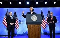 За всё ответит Обама: Трамп перевел стрелки на предшественника