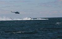 Павел Рудяков: Ситуация в Азовском море – взрывоопасная
