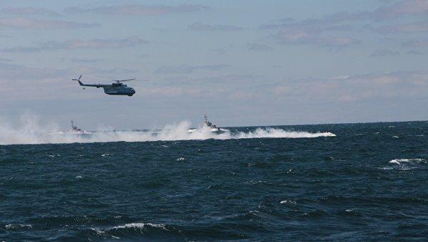 Украинская провокация в Черном море. Когда размер не имеет значения